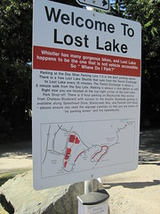 Lost Lake (Whistler, BC)