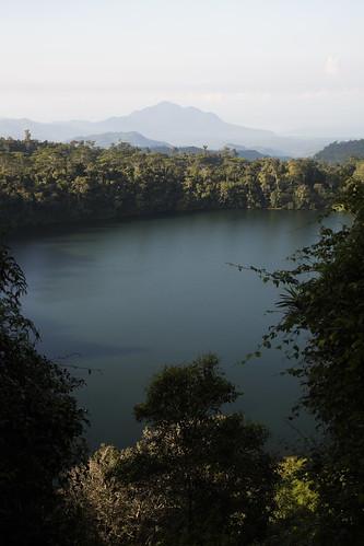 Danau Ranamese, Near Ruteng, Flores