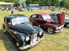 Classic Car show in Mariestad Sweden #12