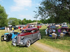 Classic Car show in Mariestad Sweden #3