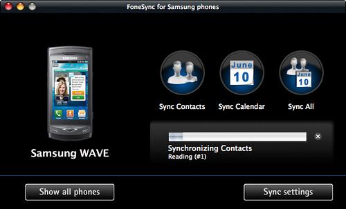 FoneSync WAVE