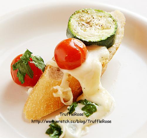 兔肉 Strogonoff 搭烤蔬菜-France-100518
