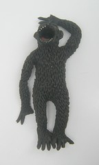 1970s Rubber Gorilla (Kelvin64) Tags: wild animal animals toy toys king gorilla rubber hobby kong collection collections ape 70s hobbies collectables 1970s collectors apes vicious collector collectable feral gorillas savage rubbers