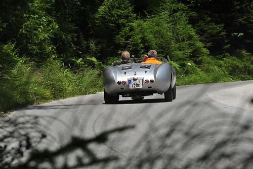 Porsche-Devin Spyder 1957 :: eu-moto classic sports cars © Egger 2509