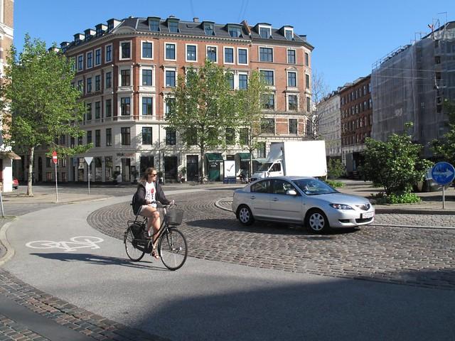 A Copenhagen Roundabout