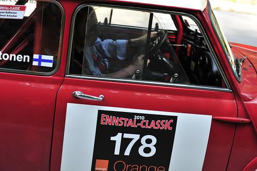 Mini Cooper Classic 2010. Ennstal-Classic Stoder 2010 車