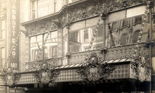 Schlesinger & Mayer Store 1899