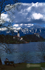 Slovenia_-_Lake_Bled_(Landscape_I)_-_35mm_-_Master.jpg (semousian) Tags: travel blue summer sky cloud mountain lake snow building castle church nature water ecology weather architecture clouds geotagged scenery skies seasons structures palace romance architectural mount master land romantic environment snowing summertime geotag environmentalism ecosystem edifice edifices placeofworship geotagging julianalps bledcastle dominantcolor dominantcolour religiousbuilding nomodelrelease nopropertyrelease pilgrimagechurchoftheassumptionofmary cvkc