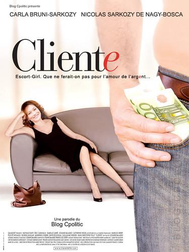 Carla Bruni est La Cliente