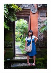 Wendy (ChrisLCW) Tags: bali digital indonesia nikon palace nikkor dslr ubud d300    afsdxzoomnikkor1755mmf28gifed
