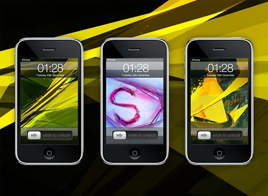 3 Wallpaper para el Iphone