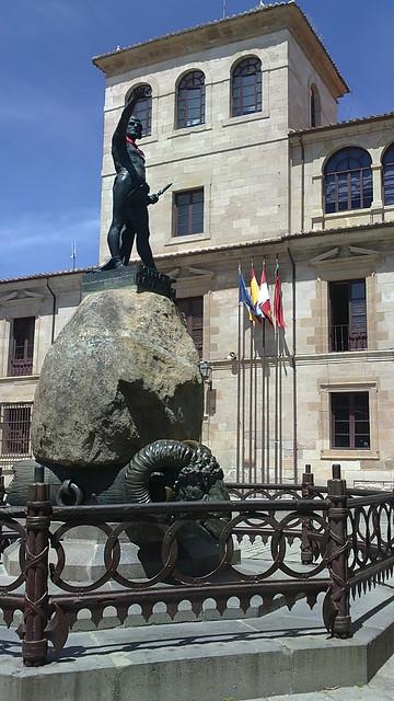 monumento viriato.zamora