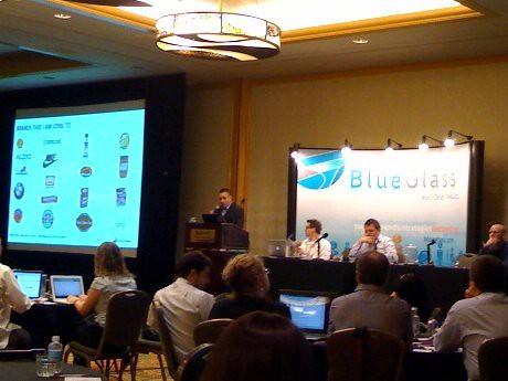 BlueGlass LA social media