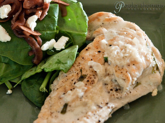 Chicken Breast in Tarragon Cream