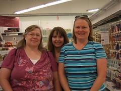 Pat, Cori and Me