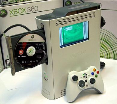 X BOX 360 3D
