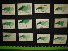 NC Topographical Maps