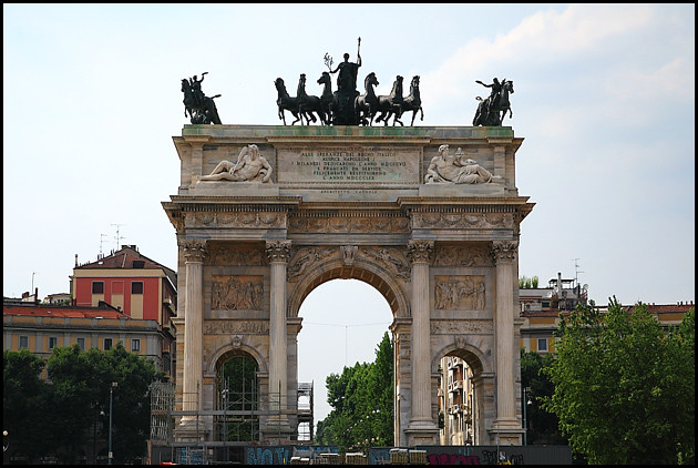 The Arch of Peace