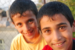 Smiling Amidst Hardship in Palestine