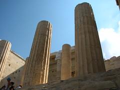 Athens mix (fdecomite) Tags: temple roman athens greece acropolis antic athene grece acropole antiquite