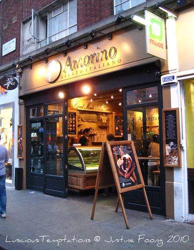 Amarino - Soho, London