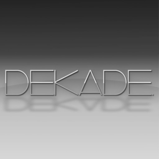 Dekade - Guest of upcoming collection in The Dressing Room.