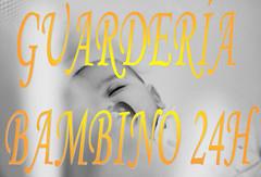 GUARDERÍA 24H BAMBINO