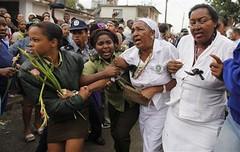 APTOPIX Cuba Opposition