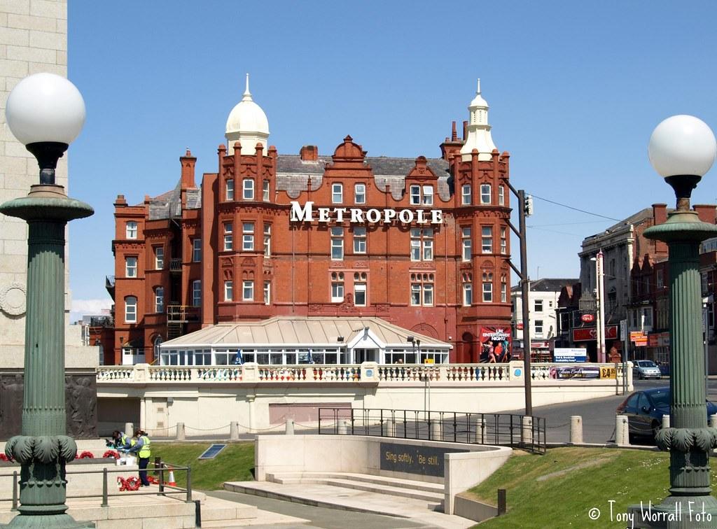 Grand Metropole Hotel in Blackpool