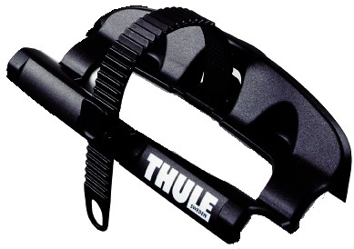 Broken Thule bike mount