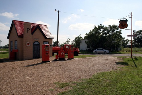 restored first phillips 66 in texas