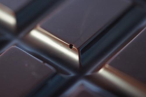 Pierre Hermé Chuao 70% Dark Chocolate Shine by Chocolate Reviews