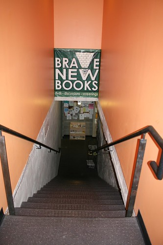 Brave New Books, Austin, Texas