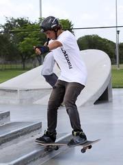 tail Slide (sk8miami) Tags: skateboarding kick air ollie 180 skatepark flip skitch skateboard manual 50 boneless tweaked 5050 alx sk8 heal  kickflip back180 heelflip noseslide nosegrab regal4 tailstall backlip rocktofakie taildrop indygrab pentaxdafisheye1017mm skatemiami miamiskatepark sk8miami 360shuv floridaskateboarding kendallfreepark deckgrab westwindlakes feepark kendallskatepark miamiskateboarding westwindlakesskatepark westwindlakespark skateboarddowntownmiami beamplant