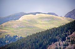 Bright Spot On A Cloudy Day (Gary Grossman) Tags: mountains sunshine landscape colorado sunny monet pastels rockymountains sunspot durango highlight