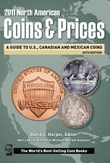 Harper North American Coins 2011
