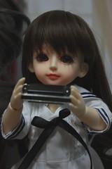 Asaki () Tags: gaby bjd ai customhouse