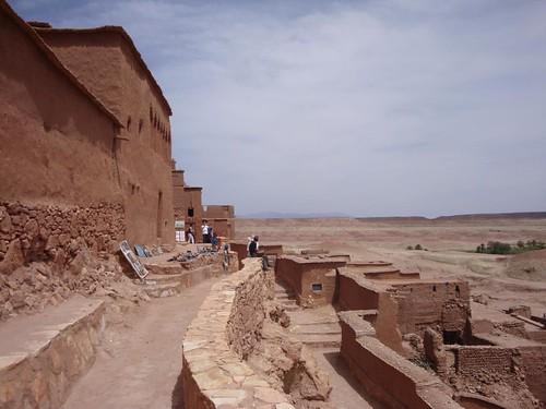 Ait Benhaddou em Ouarzazate Marrocos
