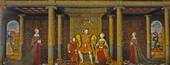 The Family of Henry VIII (Pete Halewood) Tags: court nikon elizabeth jane mary palace tudor edward henry seymour hampton viii period vi d90 i