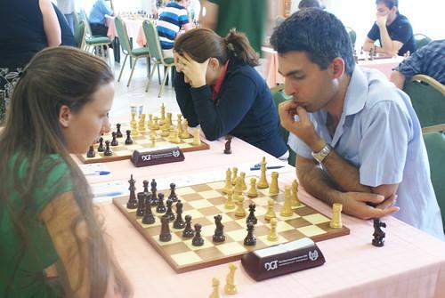 Alekasander Delchev (BUL) vs Veronika Schneider (HUN)