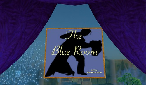 the blue room in second life