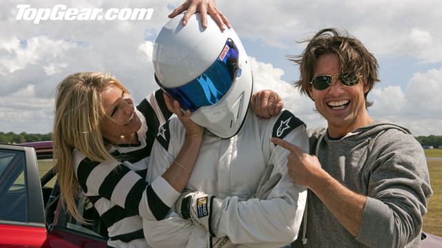 Top Gear Tom Cruise y Cameron Diaz