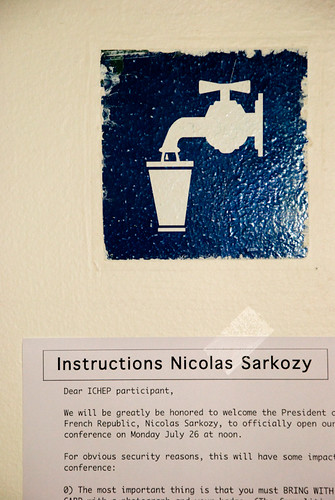 Sarkozy instructions