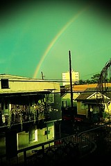 single rainbow (Nick_Runyan) Tags: industry neworleans progress movingforward holdingback whatdoesitmean