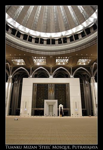 Tuanku Mizan Zainal Abidin Mosque