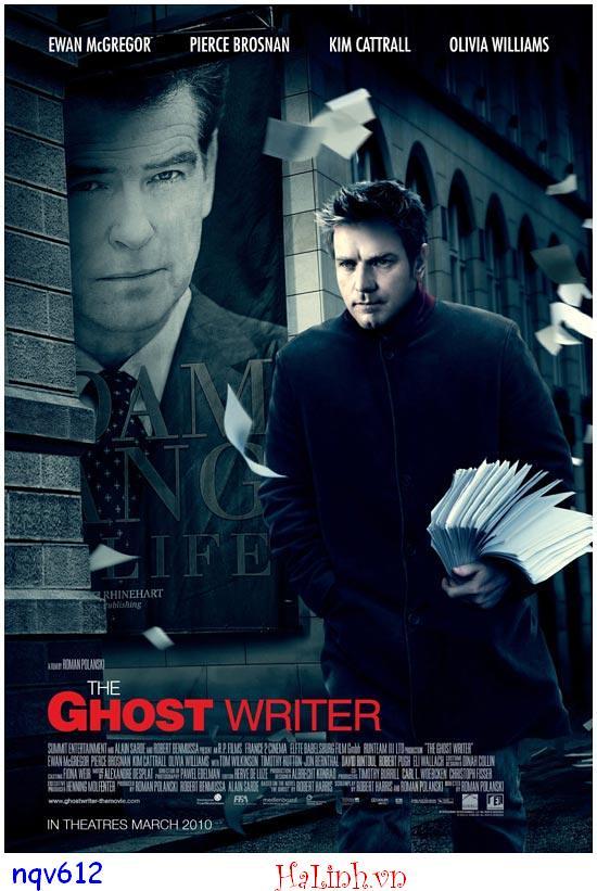 The Ghost Writer (2010) - người chấp bút DVDrip - www.TAICHINH2A.COM