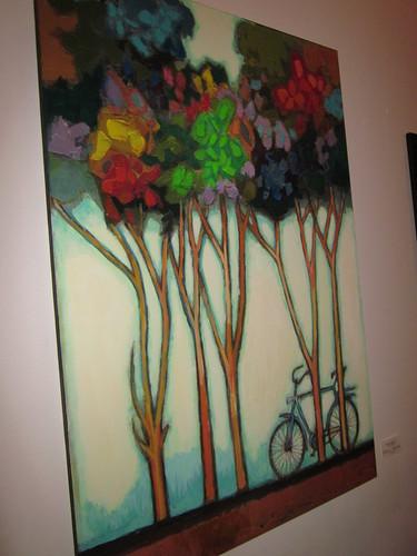 Addicks' paintings