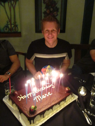 Marc's birthday