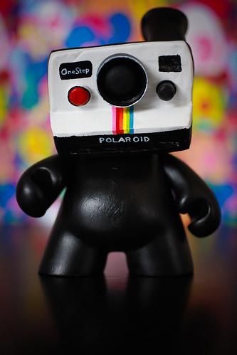 Polaroid Munny