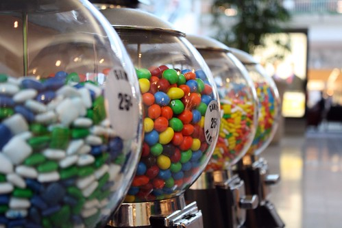 Candy at the Mall